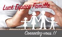 Lucé Espace Famille Connectez-vous !!